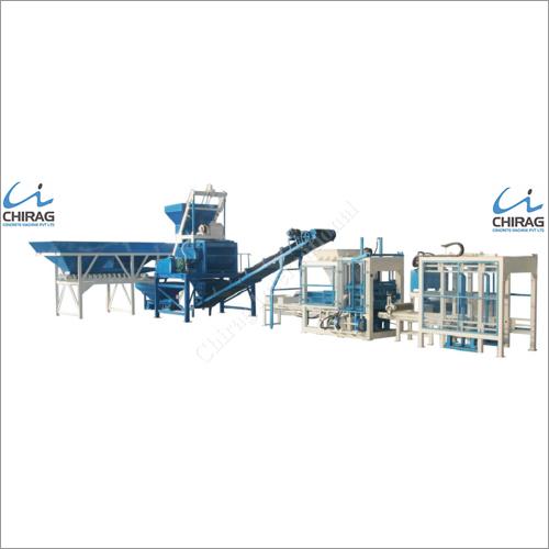 Chirag Multi-Type Hydraulic Block Machine