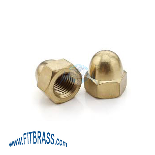 Brass Acron Nut