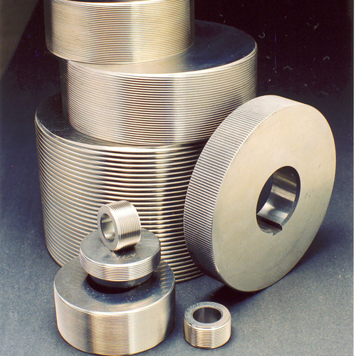 Steel Thread Rolls