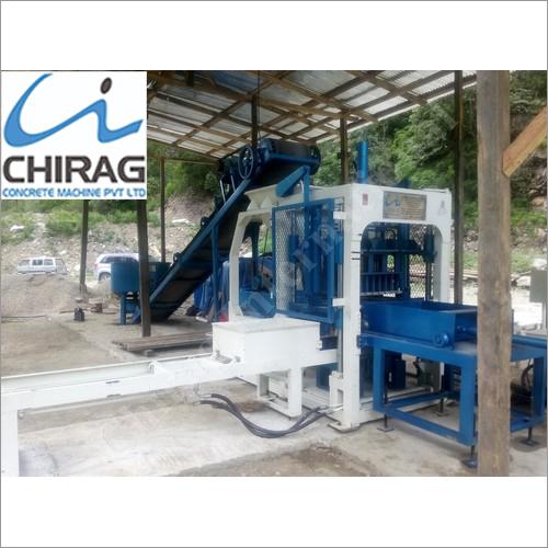 Chirag Multi-Operating Block Making Machine