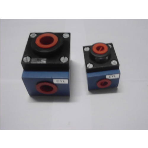 quick-exhuast valves