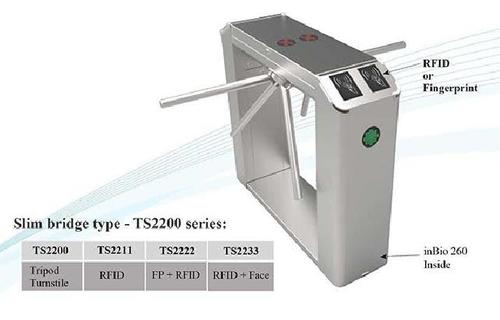 Twoway Bridge Tripod Turnstile