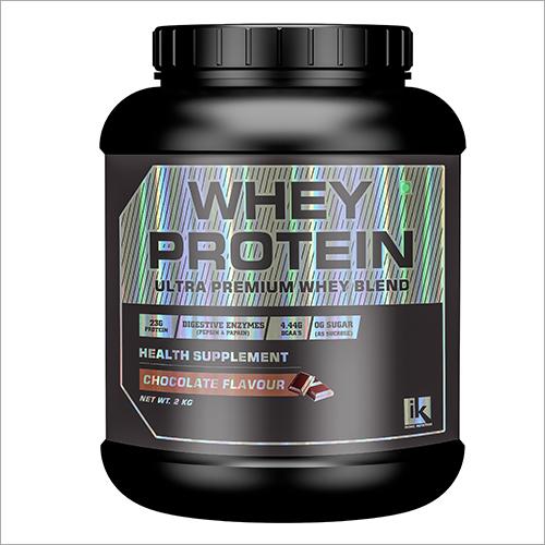 Whey Protein Supplement