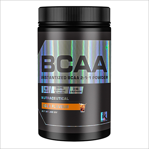 BCAA Gym Supplement