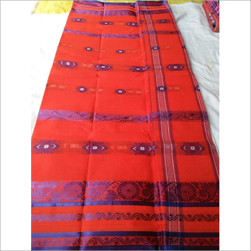 Jhil Mil Cotton Saree