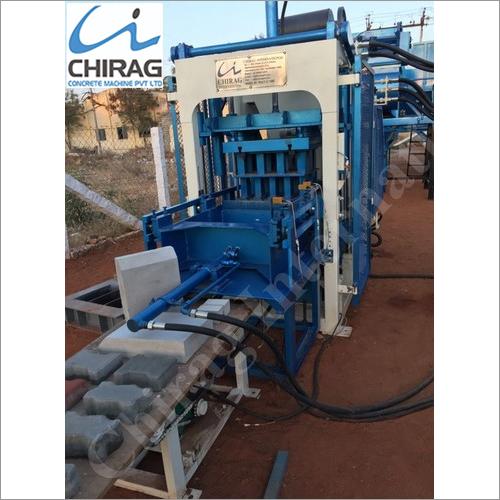 Chirag Multi-Design Concrete Paver Block Machine