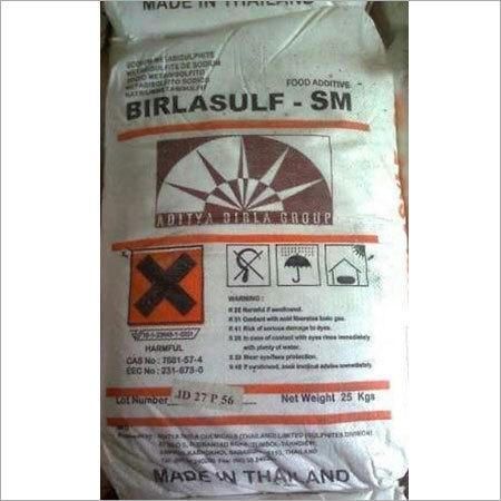Sodium Metabisulphite SMBS