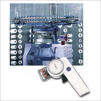 Tension Meter for Circular Knitting Machines