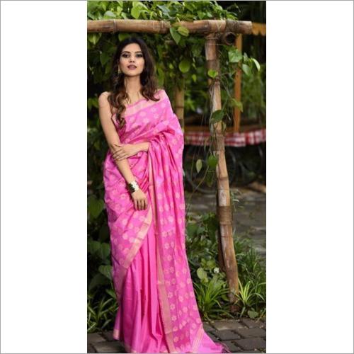 Ladies Kota Silk Saree