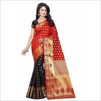 Ladies Fashionable Banarasi Saree