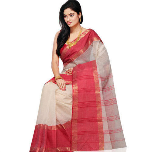 Ladies Stylish Handloom Saree