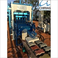 Chirag Multi Function High Pressure Paver Block Machine
