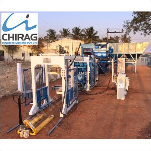 Chirag Interlocking Block Making Machine