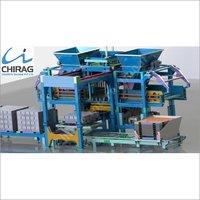 Chirag Advanced Popular Hydraulic Concrete Block Making Machine