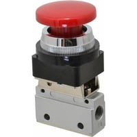 2 POSITION / 3 PORTS (1/8 INCH) MECHANICAL VALVE