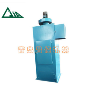Mechanical rapping dust collector