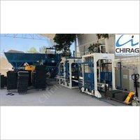 Chirag Fully Automatic Vibration Block Making Machine