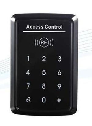 Standalone Access Control With Contact Less Smart Card