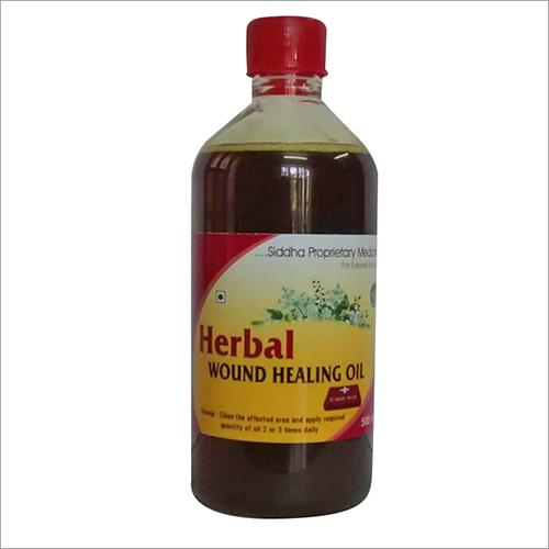 Herbal Wound Healing Oil