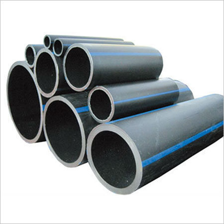 Coupled HDPE Pipe