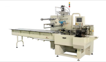 Model SF-EH Box Motion Horizontal Packing Machine