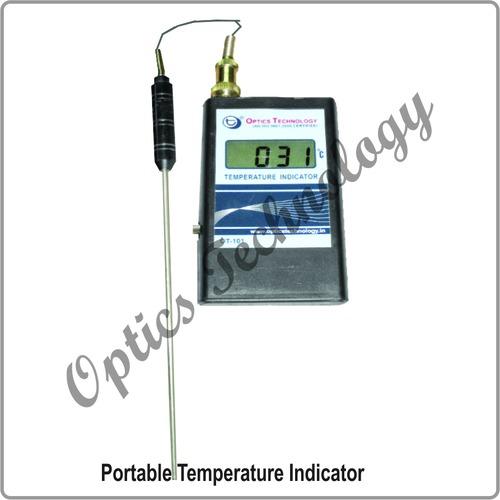 Portable Temperature Indicator