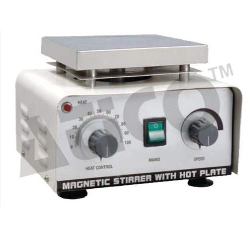 Magnetic Hot Plate Stirrer Type II