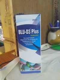 BLU-D3 PLUS suspension