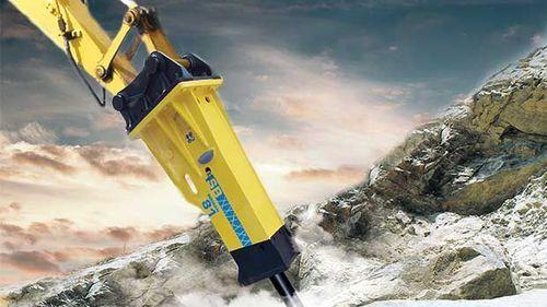 Hydraulic Breaker, Hydraulic Breaker Manufacturers & Suppliers, Dealers
