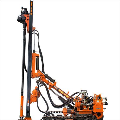 Crawler Drill