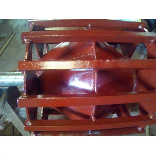 Rice Mill Cone Pulley