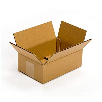 3 Ply Corrugated Brown Packaging Box