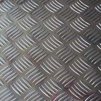 Aluminum Chequered Sheet