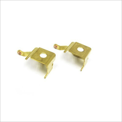 Brass Electrical Sheet Cutting Parts