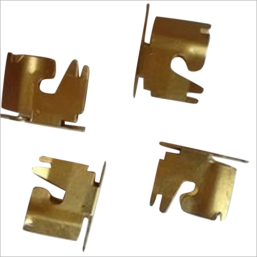 Brass Stamping Electrical Connector Terminal