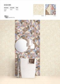 Decorative Print Ceramic Wall Tiles
