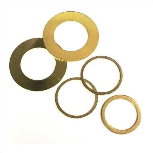 Brass Compressed Washer
