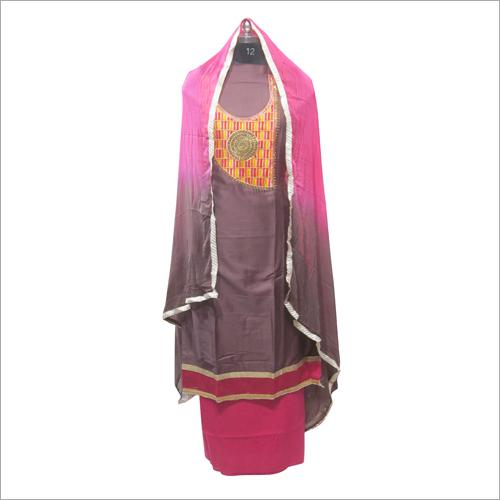 Designer Salwar Unstitched Suit