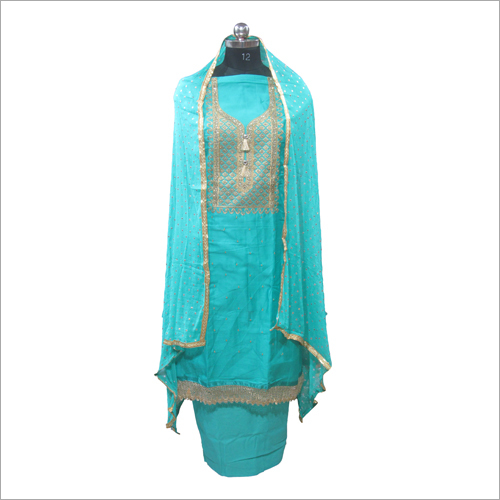 Fancy Salwar Unstitched Suit