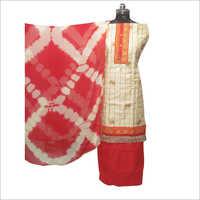 Printed Salwar Unstitched Suit