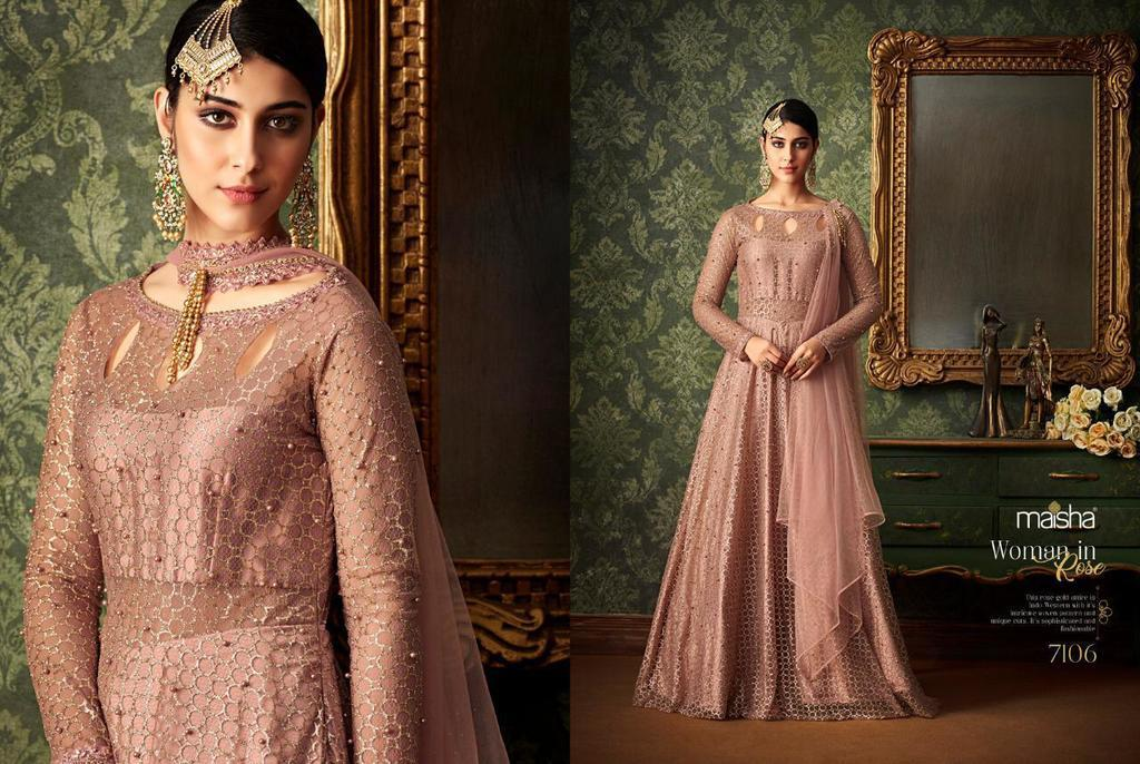 Latest Designer Anarkali suits