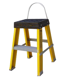 FRP INDUSTRIAL STEP STAND