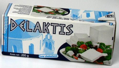 Delaktis Combi White Feta Style