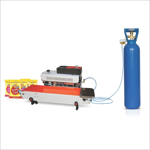 Band Sealer With Nitrogen Flushing