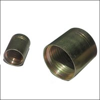 Stainless Steel Hydraulic Hose Cap