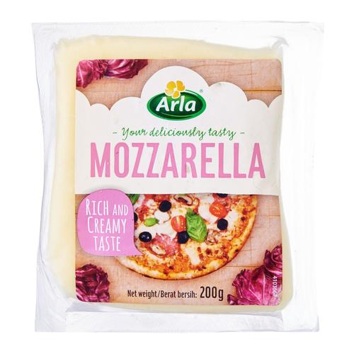 Arla Mozzarella Block