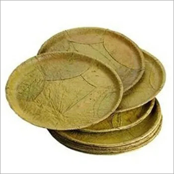 Leaf Disposable Plate