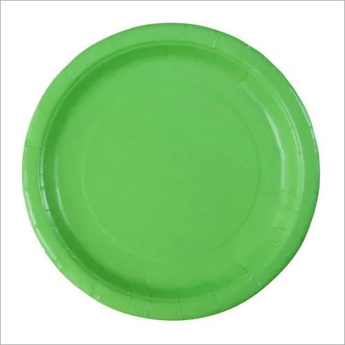 Disposable Color Thali