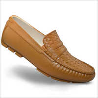 Mens PU Leather Loafer