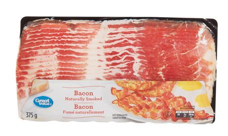 Font Cana Smoked Cooked Slice Bacon